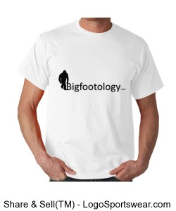 Bigfootology T Design Zoom